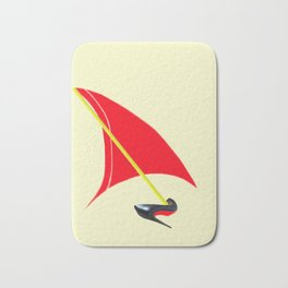 Dreaming of Flying in May Bath Mat