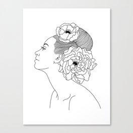 Flower no.2 Canvas Print
