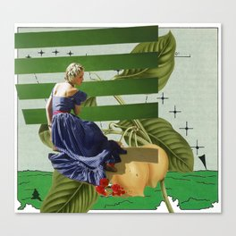 Tamarindo Trajectory Canvas Print