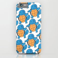 1 Squirtle, 2 Squirtle, 3 Squirtle, 4 Slim Case iPhone 6s