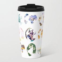 Globes Travel Mug