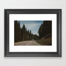 Just Married (I) Framed Art Print