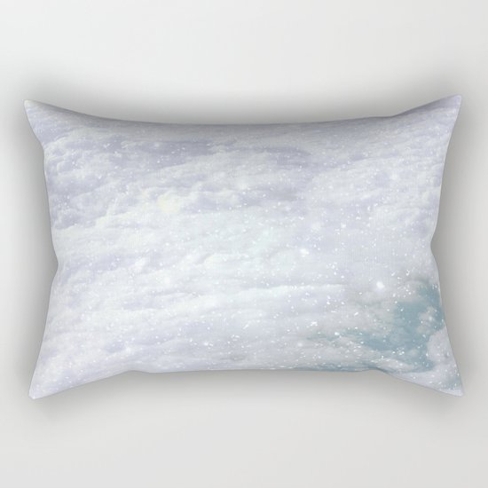 Stars in the Clouds Rectangular Pillow