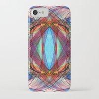 friendship iPhone & iPod Cases featuring Friendship by Alla Ilencikova