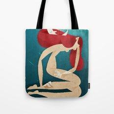 Luna Rossa Tote Bag