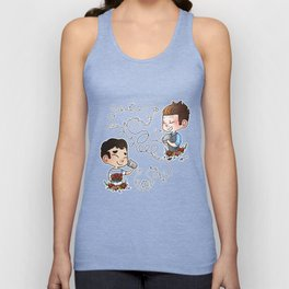 The Sound Of Love Unisex Tank Top