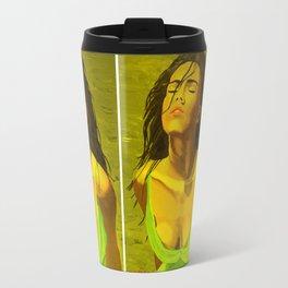 Megan Fox Travel Mug