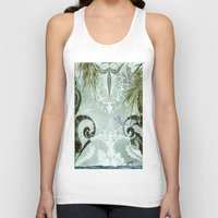 tiffany Tank Tops featuring tiffany lake by Ariadne