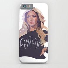 Feminist (Queen B) iPhone 6s Slim Case