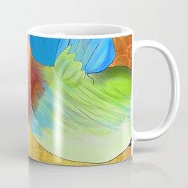 Sunrise Hummingbirds Coffee Mug