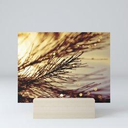All That Glistens Mini Art Print