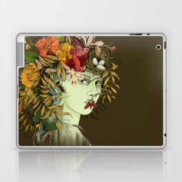 Persephone, goddess of Spring Laptop & iPad Skin