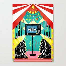 The Big Brother Canvas Print