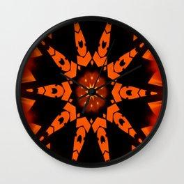 Uber Eye Wall Clock