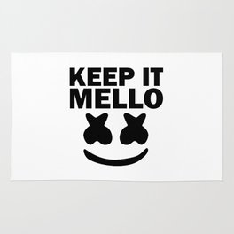keep it mello Rug