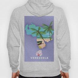 Venezuela map Hoody