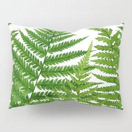 Summer Ferns Pillow Sham