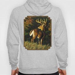 Whitetail Deer Trophy Buck Hoody