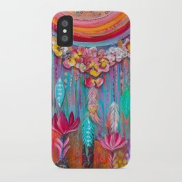 Outpouring Love iPhone Case