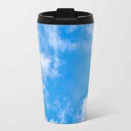 Summer Clouds Travel Mug