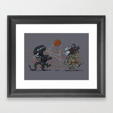 AvsP Framed Art Print
