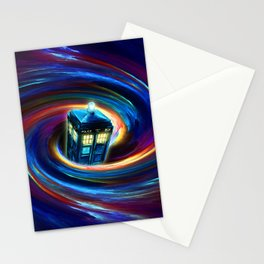 TIME VORTEX Stationery Cards