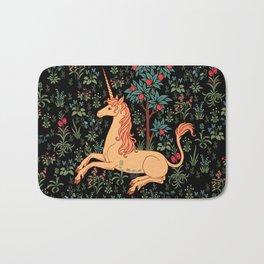 Unicorn Garden Bath Mat