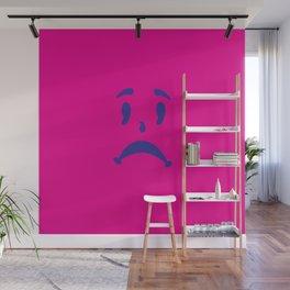 Kool-Aid Frown Wall Mural