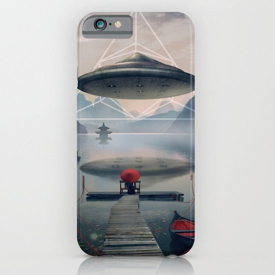 the calm iPhone & iPod Case