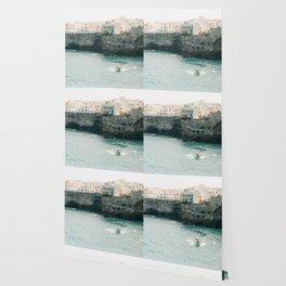 Summer in the riviera Wallpaper