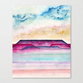 A 0 34 Canvas Print