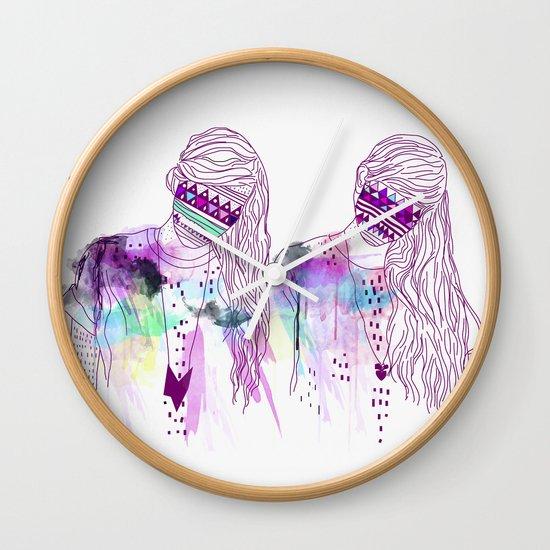 ▲GIRLS▲ Wall Clock