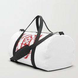Love anagram Duffle Bag