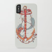 under the sea iPhone & iPod Cases featuring Under The Sea by Huebucket