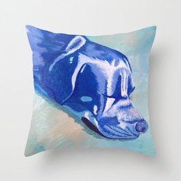 Sweet Sleeper Throw Pillow