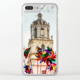 The colors of Mexico Clear iPhone Case