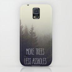 More trees please Galaxy S5 Slim Case