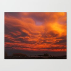 Thus the veil of Maya is a sort of private theater Canvas Print