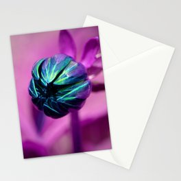 Piranha Plant (dipped in lean) Stationery Cards