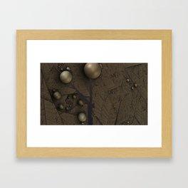 Sphere IFS Framed Art Print