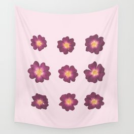 Wild flowers Wall Tapestry