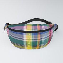 POLO PLAID colors, colors, colors Fanny Pack