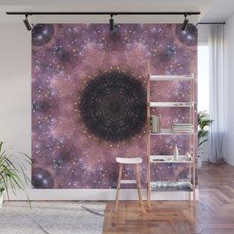 Space Mandala no13 Wall Mural
