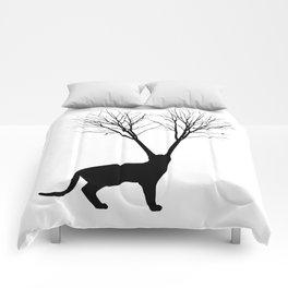 Cat Tree Comforters