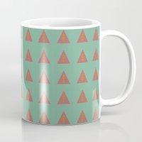 geo Mugs featuring Geo by wendygray