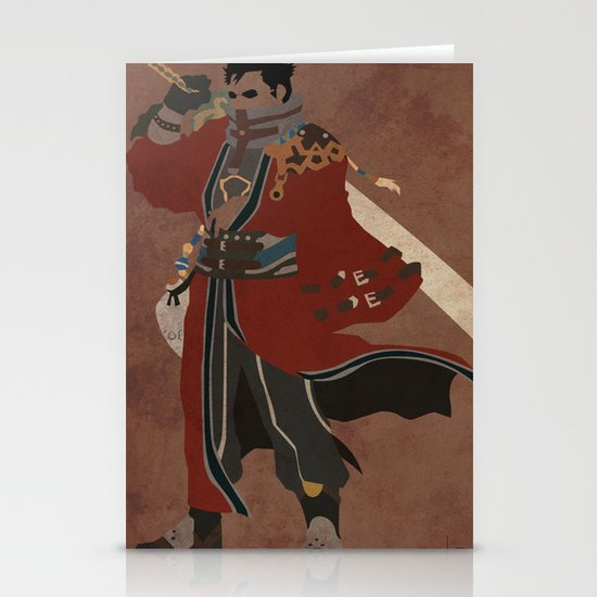 Auron Stationery Cards
