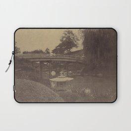 Japanese Bridge Laptop Sleeve