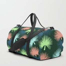 oversized palms Duffle Bag