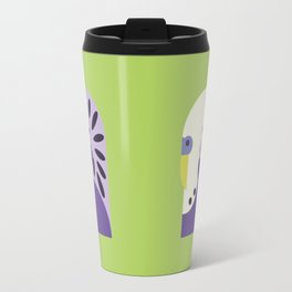 Budgerigar 4 Travel Mug