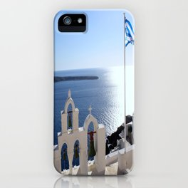 Greece iPhone Case